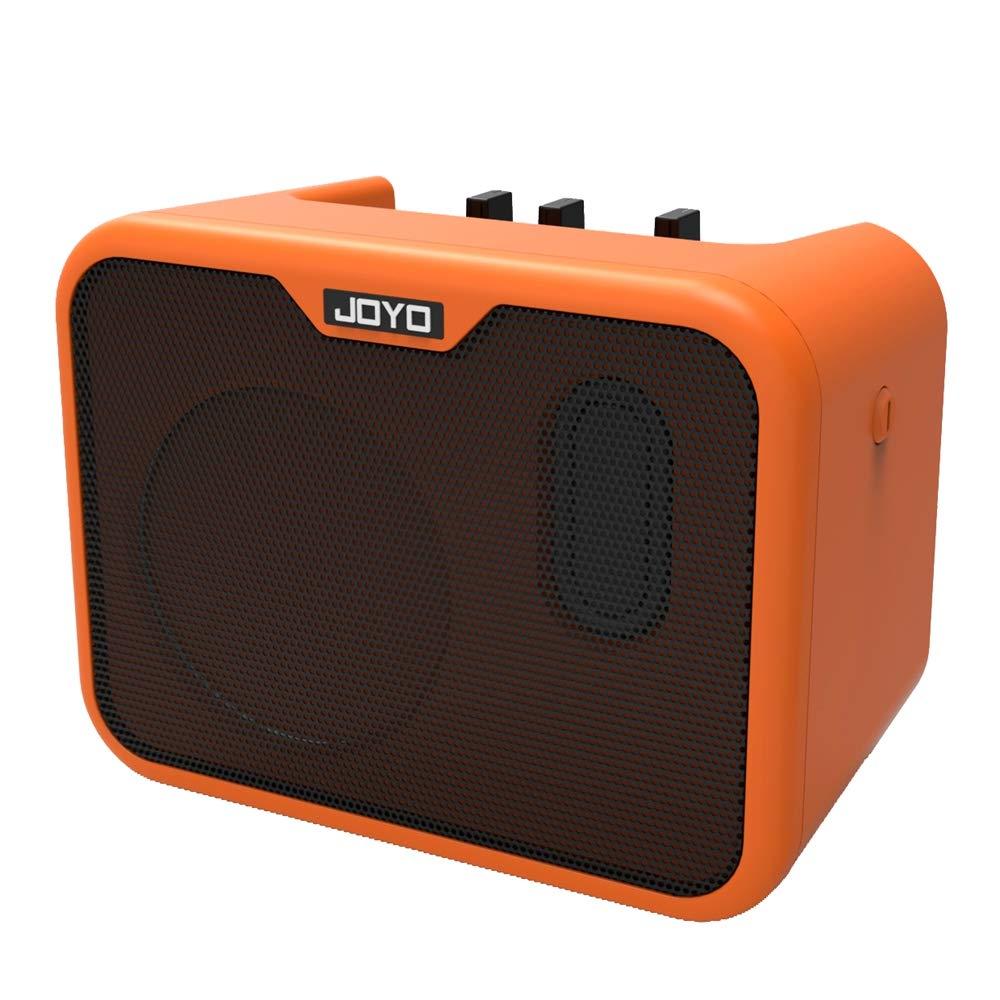 Acoustic Guitar Amplifer,SUNYIN 10 Watt Protable Amp for Guitar,Electric Guitar and Bass (Guitar&UK amp) for Practice Indoor