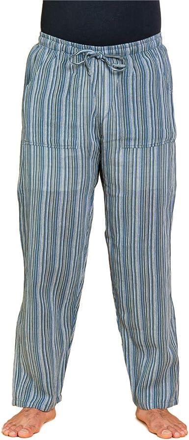 Pantalones de trabajo De algod/ón natural. PANASIAM