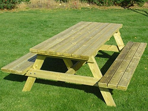 picknicktisch sitzgruppe biergartengarnitur sitzgarnitur biergarten gartenm bel gartenbank aus. Black Bedroom Furniture Sets. Home Design Ideas