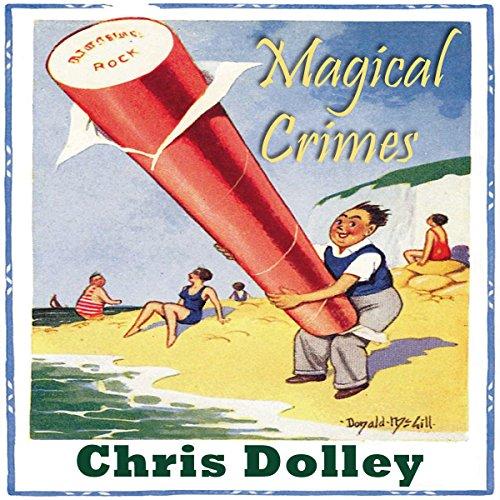 Bargain Audio Book - Magical Crimes