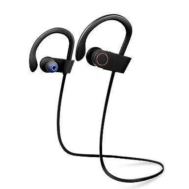 goodsail inalámbrico 4,1 Auriculares Bluetooth a Prueba de Sudor Auriculares Deportes Auriculares in-