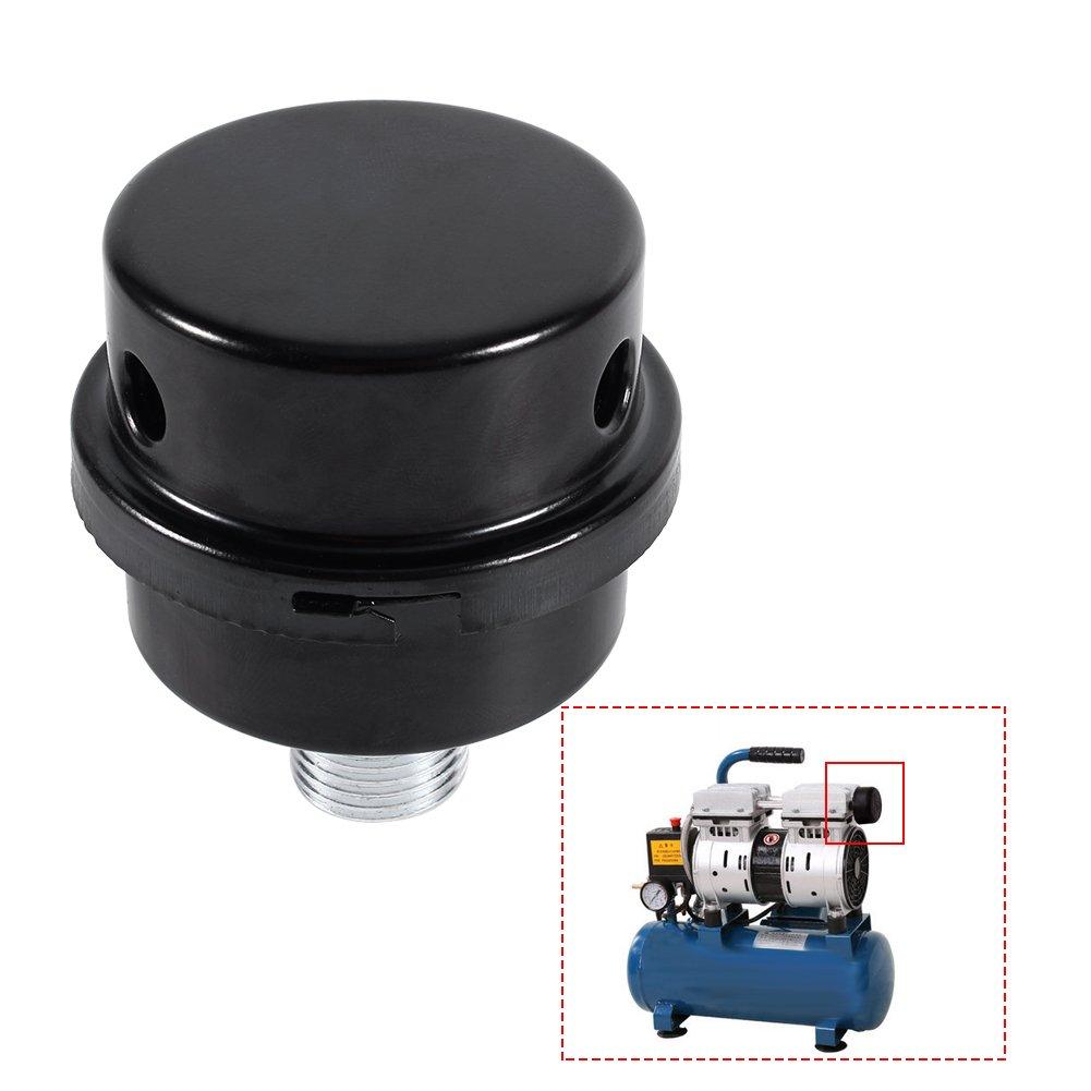 Satz Luftfilter Schalldämpfer Schalldämpfer Teile Kit Luftkompressor Heiß