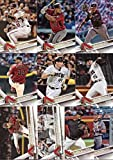 2017 Topps Series 1 Arizona Diamondbacks Baseball Card Team Set - 10 Card Set - Includes Paul Goldschmidt, Yasmany Tomas, Jake Lamb, Jean Segura, and more!