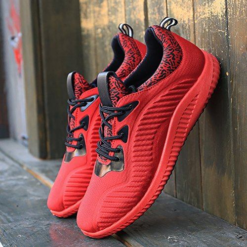 Running 66 Sneaker Town No Men Walking Shoes Red wPTAIddvqx