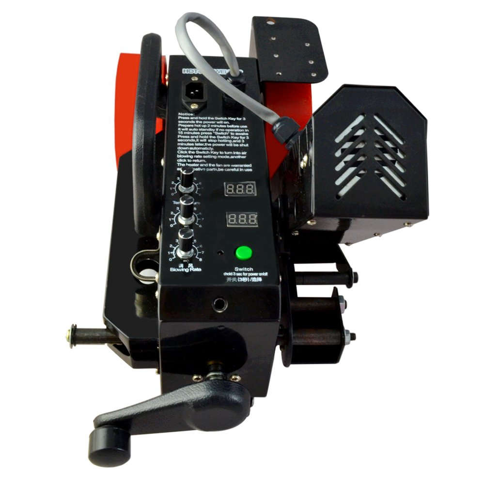 2000w Heat Jointer Pvc Banner Welder Machine for Solvent Water Printer by Taishi (Image #6)