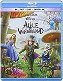 Alice In Wonderland (Live-Action) [Blu-ray]