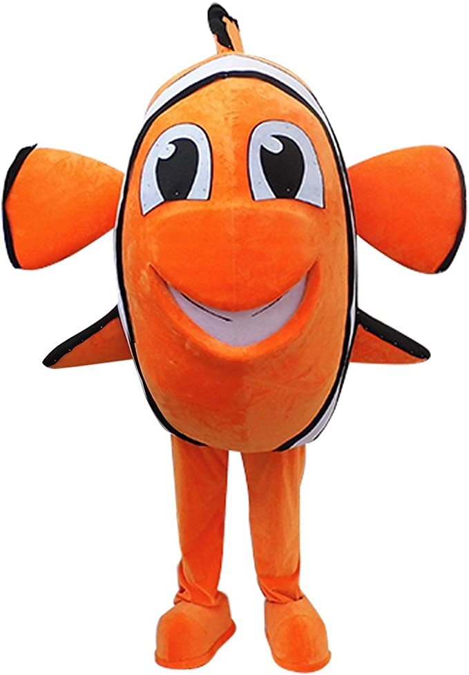cosplaydiy Unisex, diseño de mascota de dibujos animados Buscando ...