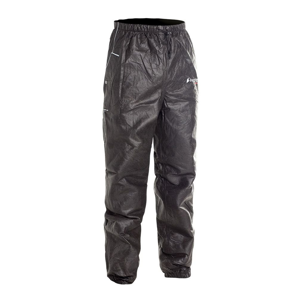 BILT Frogg Toggs Rain Pants - 3XL, Black