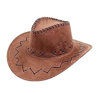 Lovelegis Sombrero de Vaquero - Vaquera - lejano Oeste - Oeste ...
