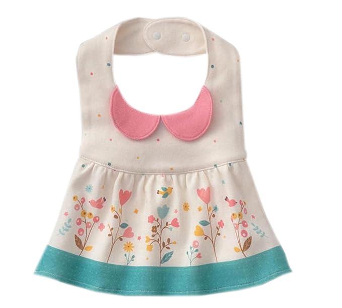 Creative Girls Pink And Cream A-line Dress 24months Dresses