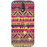 Kaira High Quality Printed Designer Back Case Cover for Motorola Moto G4 / G4 Plus ( 4rth Generation) (vintagepattern )