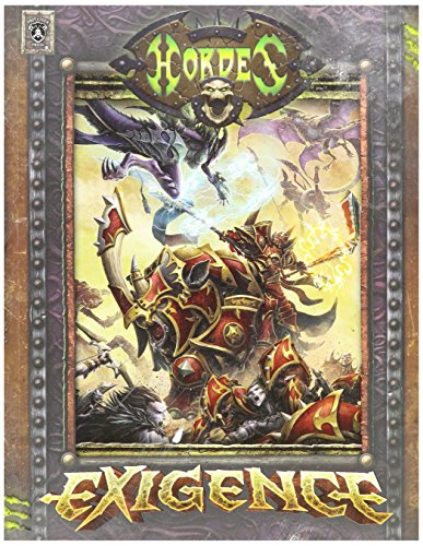 Privateer Press Hordes Exigence SoftCover