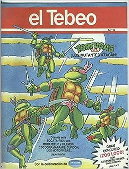 El Tebeo edicion 1991 numero 015: Varios: Amazon.com: Books