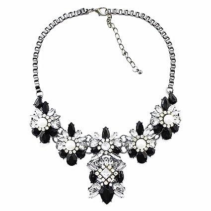Amazon sodialr pearl necklaces pendants necklace womens sodialr pearl necklaces pendants necklace womens fashion statement necklace antique jewelry pendant aloadofball Gallery