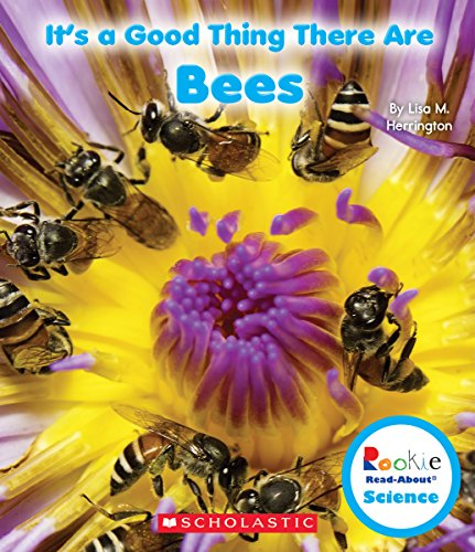 It's a Good Thing There Are Bees (Rookie Read-About Science (Paperback))