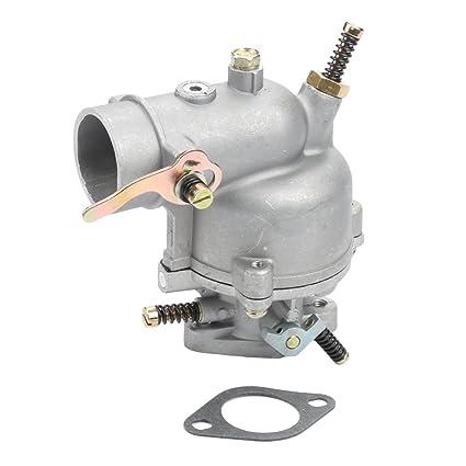 Amazon.com: milttor 390323 carburador con junta para BRIGGS ...
