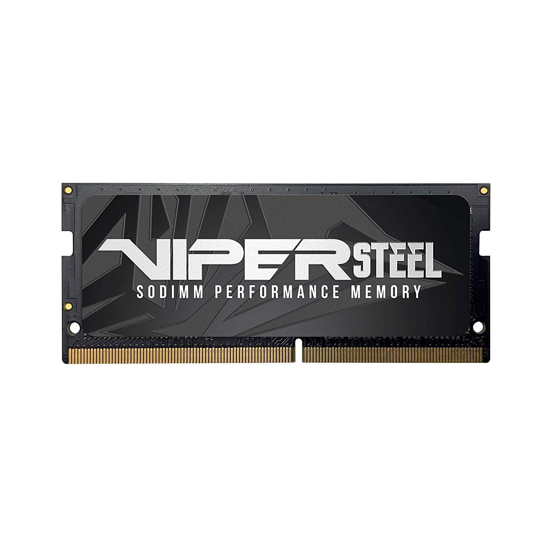 Memoria RAM 16GB Patriot Viper Steel DDR4 2666MHz CL18 SODIMM Module