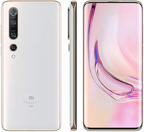 Xiaomi Mi 10 Pro 12Gb+512Gb 5G Dual SIM Smartphone Blanca [versión China]: Amazon.es: Electrónica