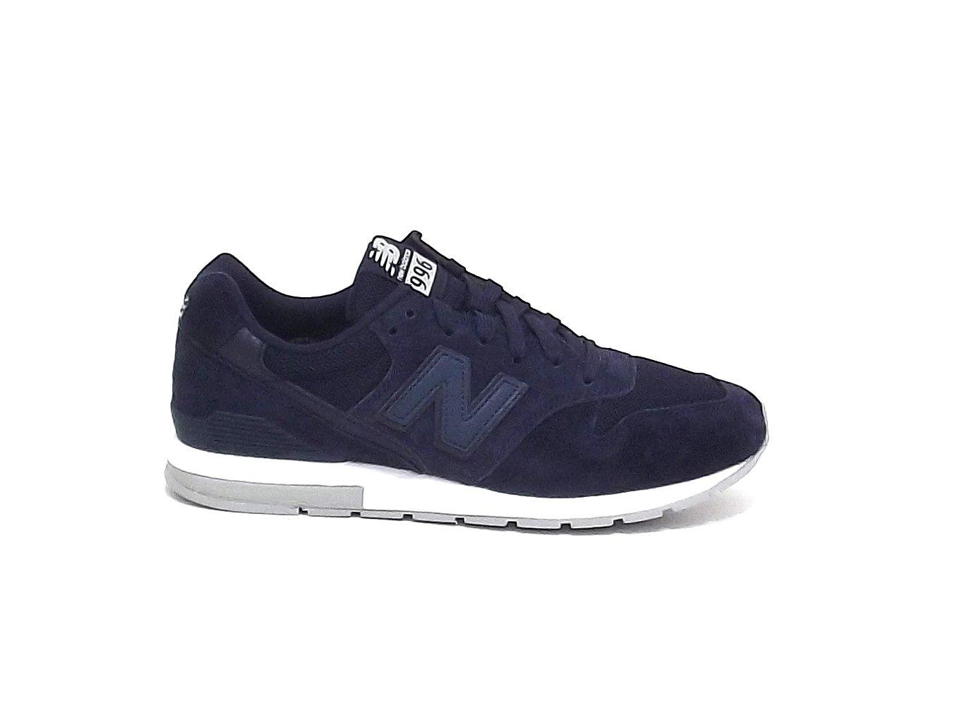 New Balance 996 Hombre Zapatillas Azul 40.5 EU|Azul
