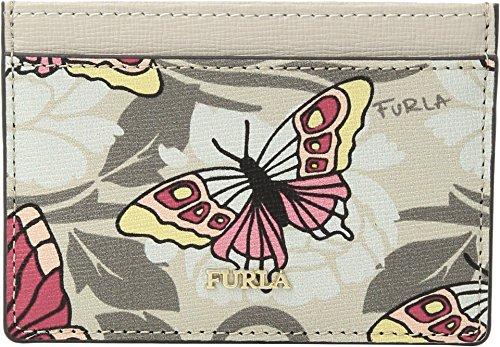 Furla Women's Babylon Small Credit Card Case Toni Vaniglia One Size (Furla Accessories Women)