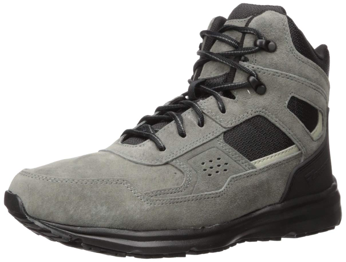 Bates Men's Raide Trail Mid Fire and Safety Boot, Smokey, 8 M US