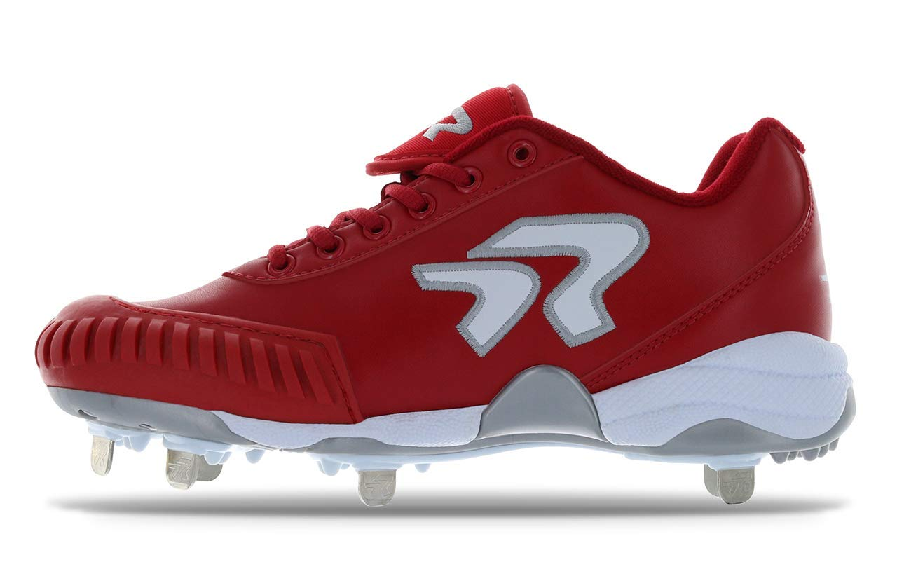 Ringor Bandit 2.0- Pitching Red-White 10.5 by Ringor