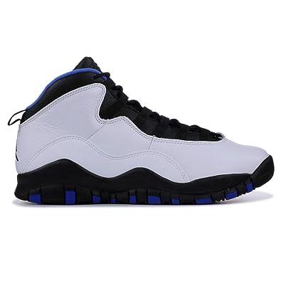 reputable site 377e5 d217e Amazon.com   Jordan 10 Retro Big Kids   Basketball