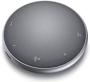 Dell Mobile Adapter Speakerphone MH3021P - Haut-parleur de Bureau VoIP/Station d'accueil - USB-C - Pour Latitude 5310, 5511, 7410, Precision Mobile Workstation 5750, 7750, XPS 15 9500