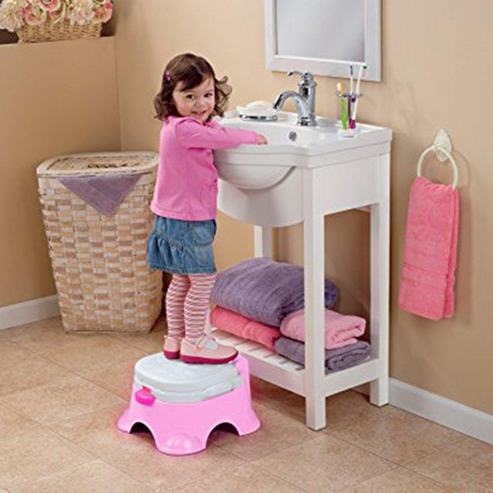 T/öpfchen,Preup Babyt/öpfchen Kindert/öpfchen Baby Potty Toilettentrainer Lernt/öpfchen WC//Klo Kindertoilette mit musik f/ür Kinder von 18 Monaten bis 5 Jahre