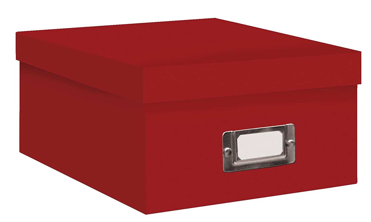 Pioneer Photo Albums Photo Storage Box - Bright Red
