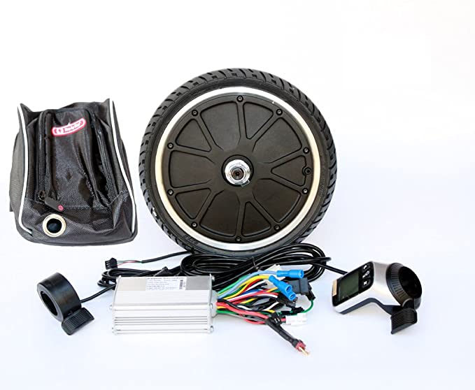 Amazon.com: 250 W – Patinete eléctrico (Motor Rueda Kit De ...