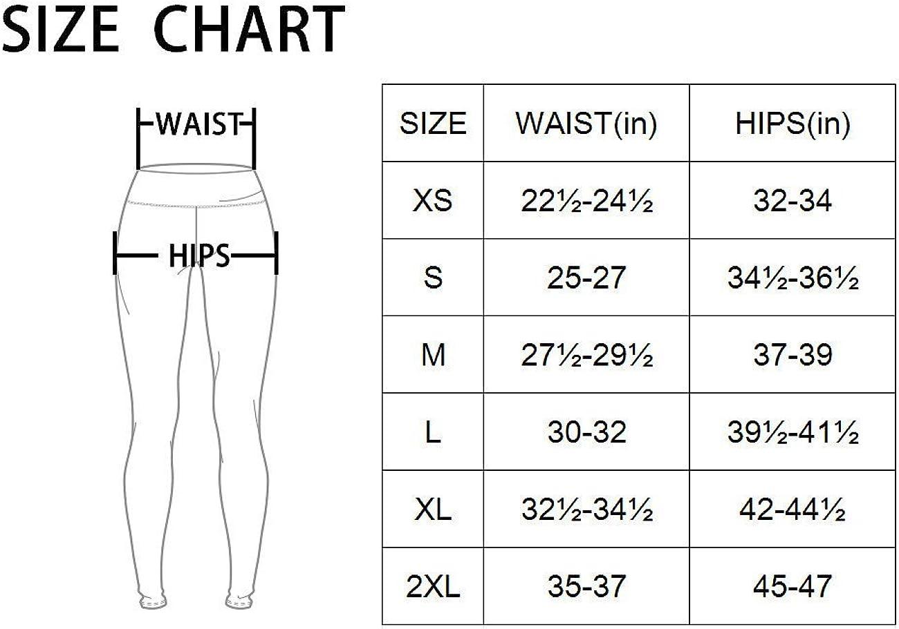 "BALEAF Women's 20"" / 28"" High Waisted Yoga Leggings Workout Capri Tummy Control Pants with Pocket(Plus Size/Regular): Clothing"