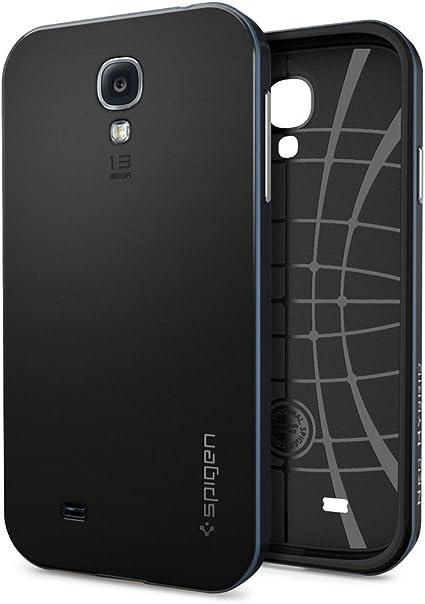 Spigen Neo Hybrid Coque pour Samsung Galaxy S4 Gris