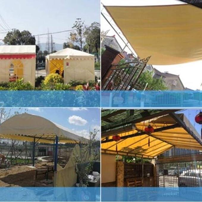 FH Lona De Protección, Plástico, Impermeable para Exterior, Tejados Y Obras, 5 X 5 M (Size : 5 * 5M): Amazon.es: Hogar