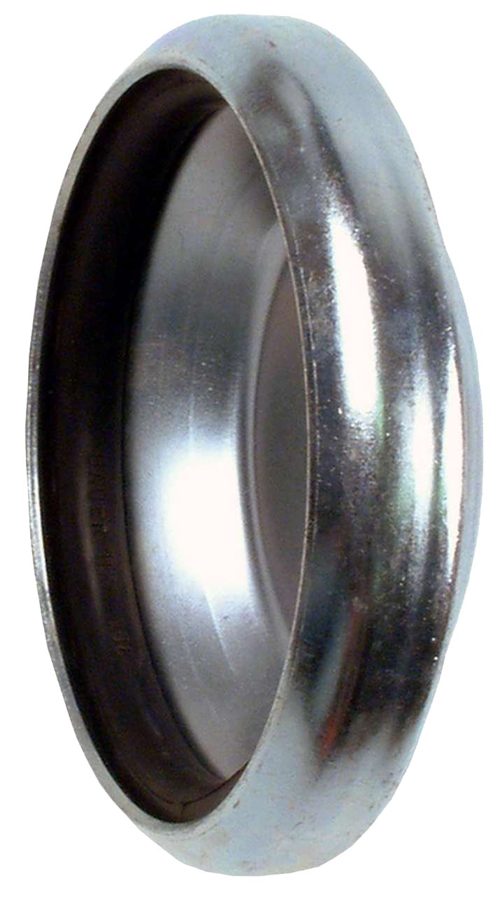 JGB Enterprises 026-0128-0002 Galvanized Bauer Type Coupling Female Cap, Galvanized Steel, 8''