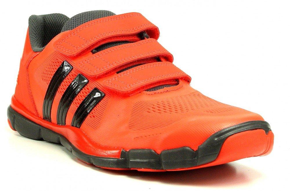 Adidas Adipure 360.2 CF K Erwachsene Turnschuh Klett rot  6|Rot
