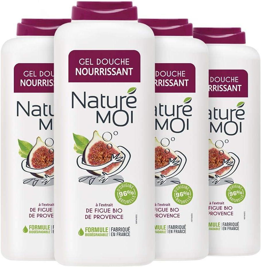 naturé Moi nmf400 Gel Ducha nourrissant higo – – Juego de 4 ...