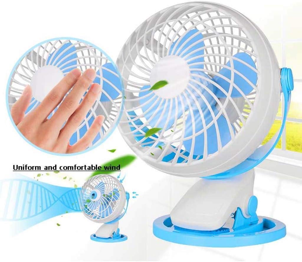 Liu Weiqin USB Home Fan Portable Office Desktop Clip Small Fan Gift Fan
