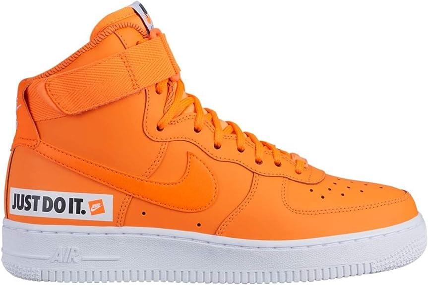 Nike WMNS Air Force 1 Hi LX, Sneakers Basses Femme: Amazon