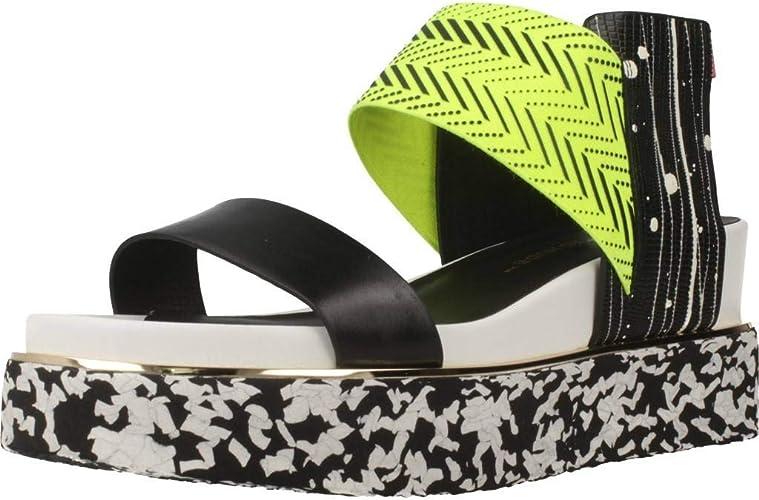 Sandales, Color Noir, Marca United Nude,