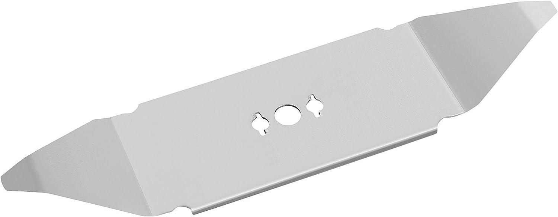 ECENCE 1x Cuchilla de Recambio Fabricadas en Acero Inoxidable para el Robomow para Todos los Modelos RX, RX20 Pro, RX20 u, RX12 u 11010103