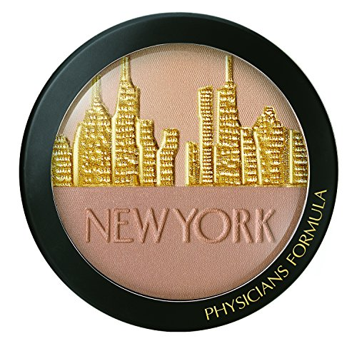 Physicians Formula City Glow Daily Defense Bronzer SPF 30, New York, 0.38 Ounce