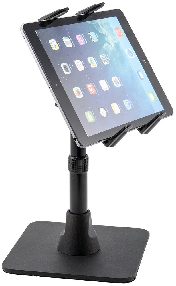 Arkon Tablet Desk Stand Holder Countertop Mount for Classrooms for Apple iPad Air 2 iPad Pro iPad 4 3 2 Samsung Galaxy Note by ARKON
