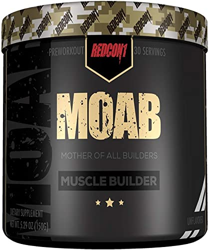Moab - Muscle Builder Unflavored