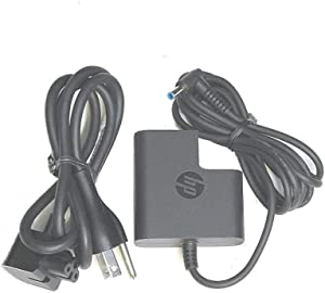New Genuine HP 19.5V 2.31A 45W AC Adapter 854116-850
