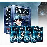 シャーロック・ホームズ 4枚セット / SHERLOCK HOLMES 4DISC / (外国名作映画)【DVD】