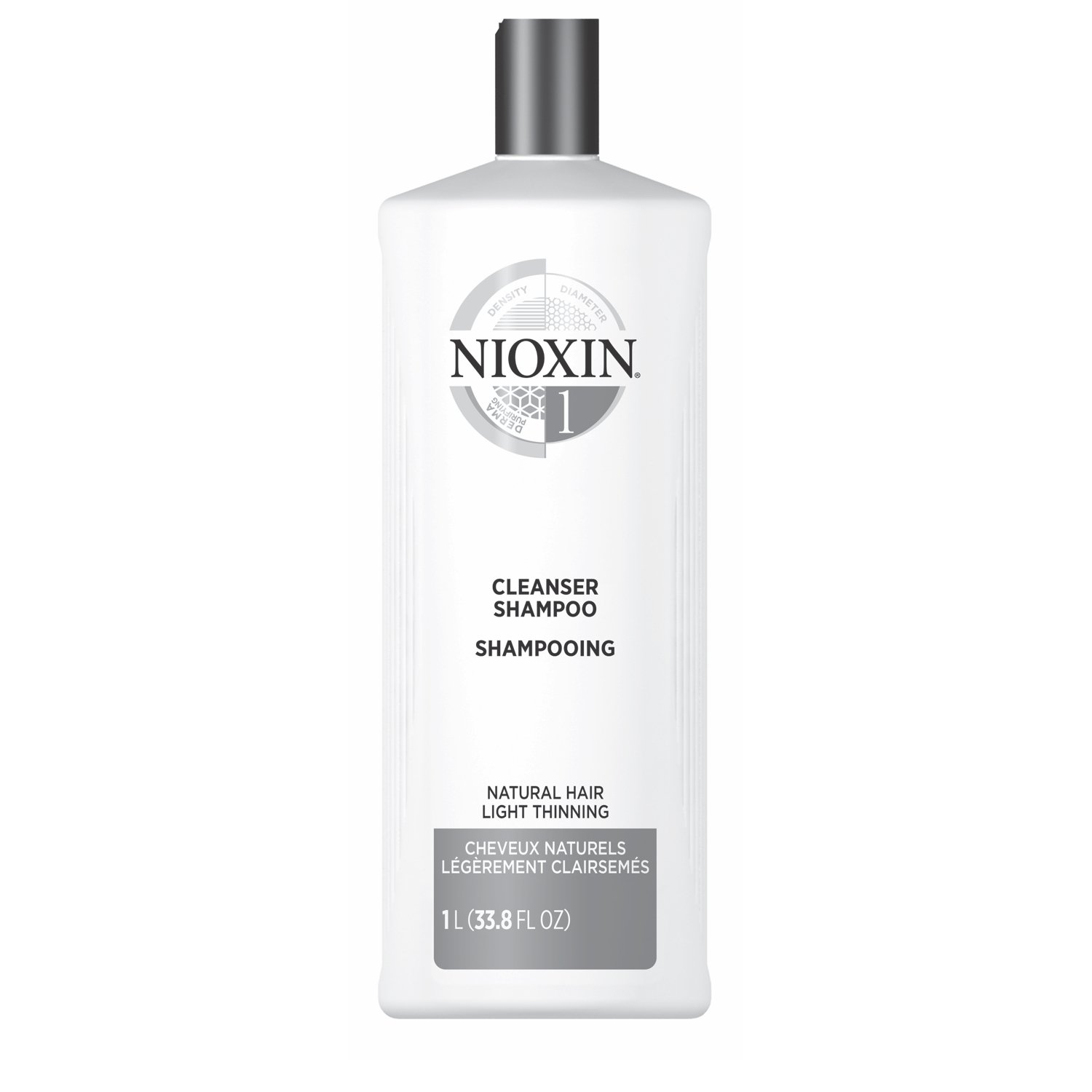 Amazon Com Nioxin System 1 Cleanser Normal To Thin