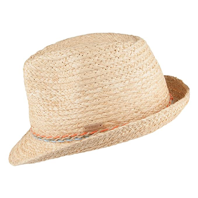 54c96794f2a Barts Hats Taco Trilby Hat - Natural 1-Size  Amazon.co.uk  Clothing