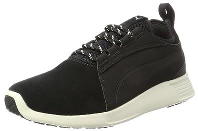 Puma Unisex-Erwachsene ST Trainer Evo v2 SD Sneaker, Schwarz Black, 42 EU af28310d5e