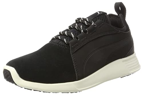 Puma Unisex Adults' St Trainer Evo V2 Sd Low-Top Sneakers, Black (